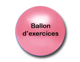 Ballon d'excercices